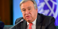 Antonio Guterres, UN secretary-general, says the fears of nuclear war are still with humanity, 73 years since the Hiroshima and Nagasaki nuclear bombs in August 1945.