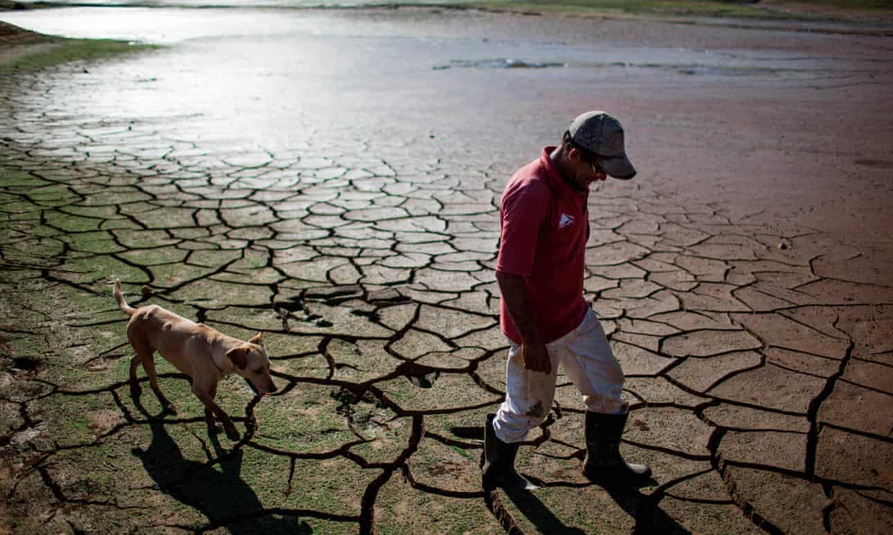 water shortage-drought-climate change